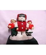 Vtg Raggedy Ann & Andy Stocking Hanger Christmas Snowden & Friends Holde... - $27.67
