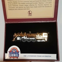 Hallmark Lionel  100th Anniversary - 700E J-1E Hudson Steam Locomotive  ... - $37.13