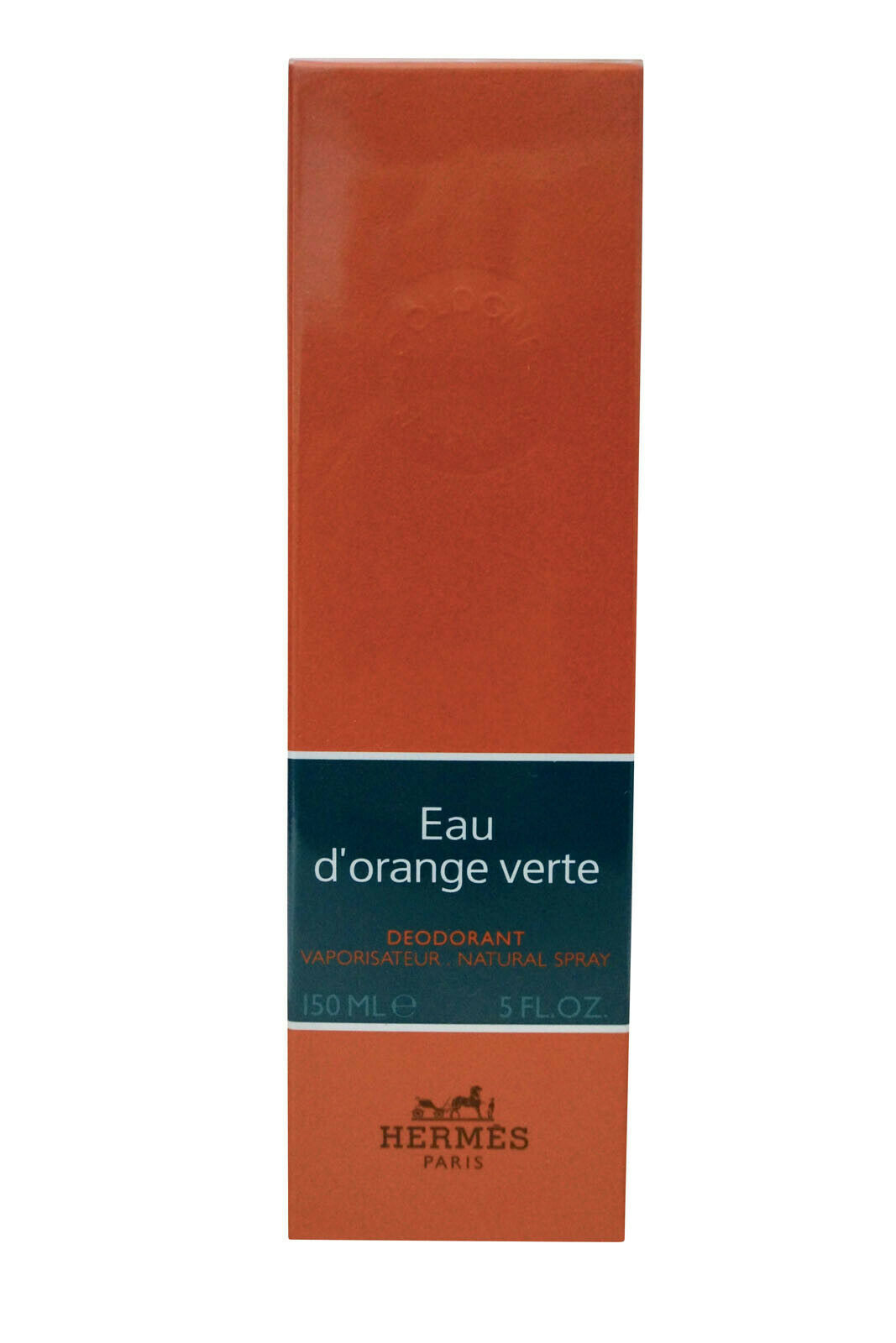 Hermes Eau d'Orange Verte Deodorant Natural Spray 5 OZ