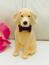New BATH & BODY WORKS LAB DOG PLAID SCARF WALLFLOWER FRAGRANCE PLUG IN H... - $14.75