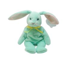 Ty Stuffed Toys Hippity Rabbit Beanie Baby Misprinted Tag Error 1996 Gre... - $7,425.00