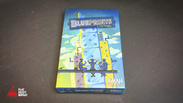 Blueprints Board Game Z Man Games Good Condition - $41.01