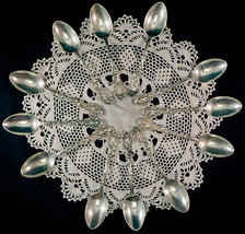 """Gorham Sterling Silver 1888 Versailles Pattern One Dozen - 12 Teaspoons 5 7/8"""" - $599.95"""