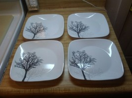 Corelle Timber Shadow lunch plates - $39.59