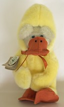"""Boyds Bear in Duck Disguise Costume 10"""" Plush Alouysius Quackenwaddle 2001 91860 - $12.35"""