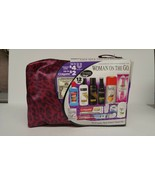 "Convenience Kits International, ""Woman On The Go"" Premium 12 PC Travel Kit - $21.89"