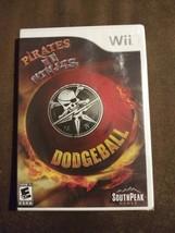 Pirates vs. Ninjas Dodgeball (Nintendo Wii, 2009) Rated E 10+ SouthPeak NIP - $21.44