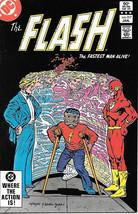 The Flash Comic Book #317, DC Comics 1983 NEAR MINT NEW UNREAD - $6.89