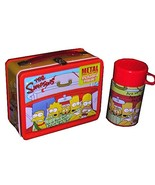 Simpsons Are We There Yet? Metal Lunchbox by NECA - $88.61