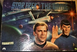 Star Trek The Game (Collectors Edition) Complete - $20.00