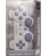 Sony PS1 Dual Shock Controller Great Condition Fast Shipping - $19.93