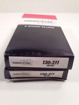 (2) Stens Mega-Fire Spark Plugs 130-211 SE19J Champion J19LM - $8.99