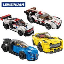 LEWEIHUAN Technic City Super Racers Series Lepinedp Speed - $34.45+
