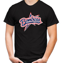 Dayton Bombers Tshirt Black Color Short Sleeve Size S-3XL - $9.99+