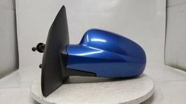 2009 Pontiac G3 Blue Driver Side Rear View Door Mirror 38583 - $36.17