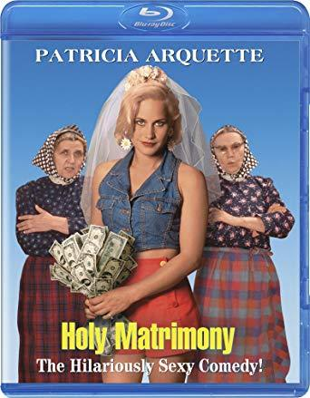 Holy Matrimony (Blu-ray Disc)