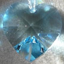 Swarovski Small Crystal Heart Prism image 4