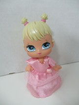 Baby Bratz small mini lil angelz Cloe doll blonde hair  - $9.89