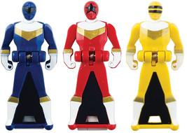 Power Rangers Super Megaforce - ZEO Legendary Ranger Key Pack Red/Blue/Y... - $102.99