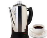 Electric coffee percolator use thumb155 crop