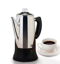 Electric coffee percolator use thumb200