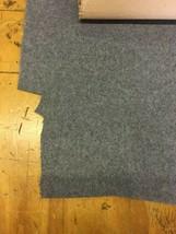 Camira Upholstery Fabric Blazer Aberlour Gray Heather Wool CUZ1J 7.25 ya... - $137.75