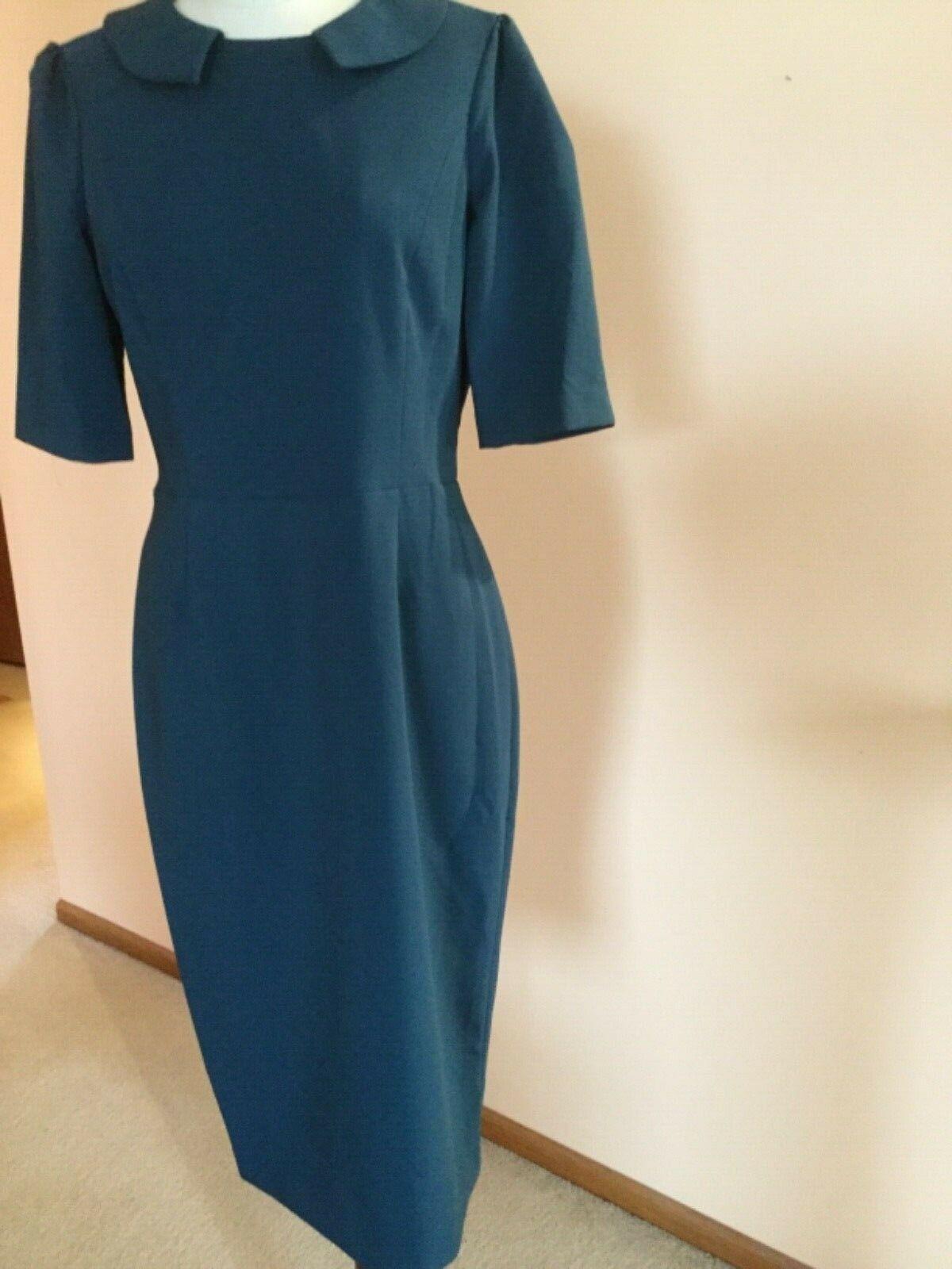 Women's Dress,XL,Green,,Long Sleeves ,Armani Collezioni,NWOT