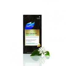 PHYTOCOLOR Sensitive Permanent Color Shade 4 Brown - $28.00