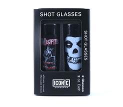Misfits shot glasses set (2 pack) - $23.98