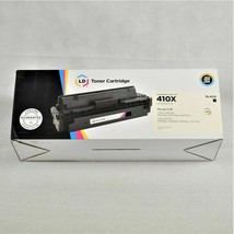 LD Compatible Replacement for HP 410X/CF410X High Yield Black Toner Cartridge - $32.00