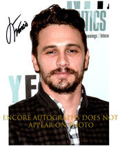 JAMES FRANCO  Authentic Original  SIGNED AUTOGRAPHED PHOTO w/ COA 45076 - $40.00