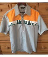 NEW AUTH OAKLAND Athletics A's BOWLING BASH Shirt, Large, L, $100+ RETAIL! - $74.24