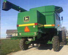 1997 JOHN DEERE 9500 For Sale In West Concord, Minnesota 55985 image 5