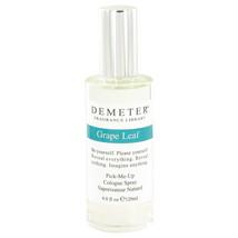 Demeter Grape Leaf Cologne Spray 4 oz - $24.95