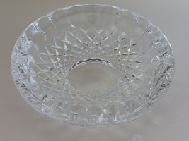 "WATERFORD CRYSTAL 7"" ASHTRAY - $29.00"