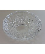 """WATERFORD CRYSTAL 7"""" ASHTRAY - $29.00"""