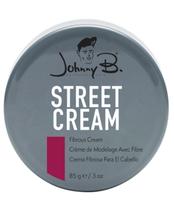 Johnny B Street Cream,  3oz