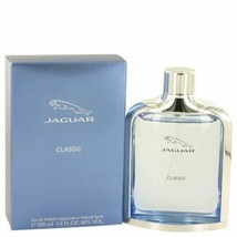 Jaguar Classic by Jaguar Eau De Toilette Spray 3.4 oz for Men - $20.63