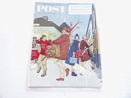 Saturday Evening Post Magazine January 14 1961 Complete - $9.99