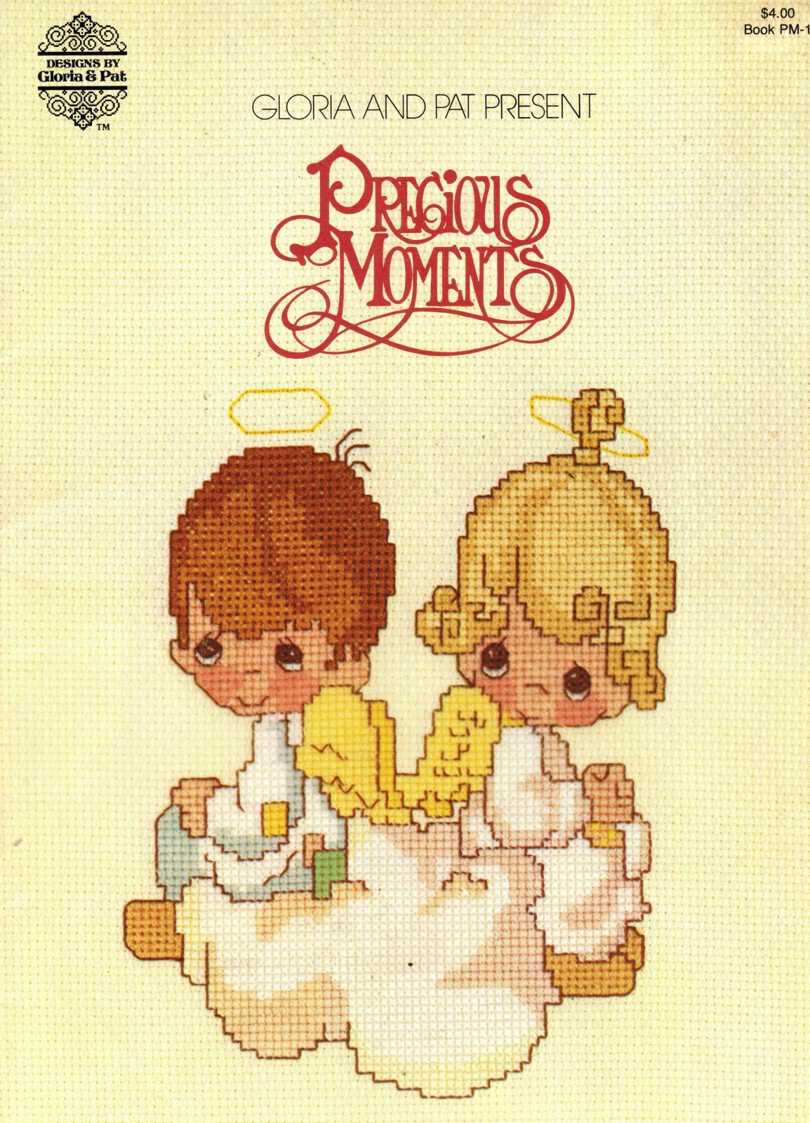 Primary image for Gloria & Pat Cross Stitch Precious Moments PM-1 Inspirational Christian Patterns