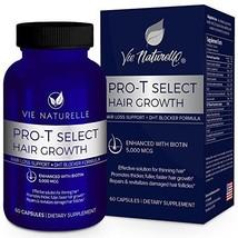 Hair Loss Vitamins Supplement - Hair Growth Supplement With 5000 Mcg Biotin - $18.69