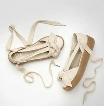PUMA FENTY PUMA by Rihanna Bow Creeper Platform Sandals Shoes- Size: 7.5 - $44.54