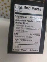 GE Lighting 36564 Vintage Style LED Bulb                       STORE ---NEW1 image 5