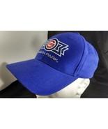Chicago Cubs Sloan Park 2015 Baseball Hat Blue Strapback - $17.63