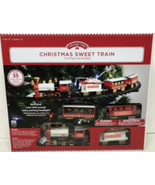 Holiday Time Christmas Sweet Train Around the tree set - $29.88