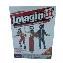 MATTEL Imaginiff Board Game BRAND NEW SEALED!! Imagineiff Imagine Iff If - $18.59