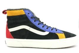 VANS Sk8-Hi 46 MTE DX All Weather Suede Mens Skate Shoe Size 9 AUTHENTIC - $102.84