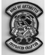 "Son Of Arthritis Ibupoen Capter Patch 12"" by 9"""
