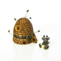 "Boyds Treasure Box ""Bumble Beeskep w/ Buzz McNibble"" #4026246- New- No Box-2002 - $39.99"