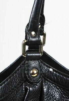 Gucci Large Pebbled Leather Shoulder Bag